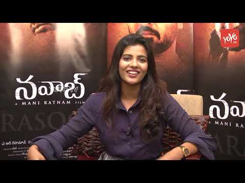 Nawab Movie Actress Aishwarya Rajesh Special Interview | Mani Ratnam | YOYO TV Channel