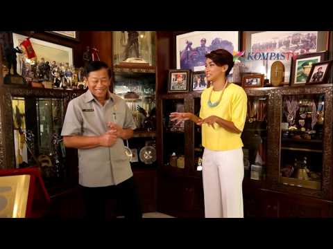 Cerita Dari Memorabilia - A Day With Agum Gumelar