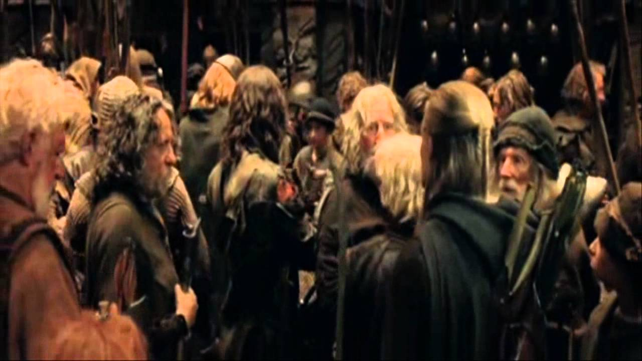 Sindarin Elves Lord Of The Rings