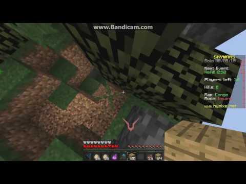 Minecraft - Sky Wars - 1 серия - Победа или поражение