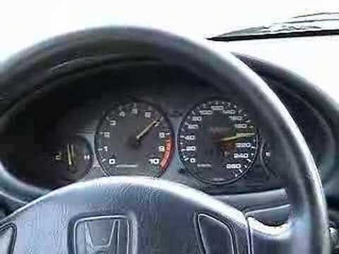 Bobby Rahal Acura on Honda Integra Type R Itr Dc2 Acceleration 0 240 Km H Vtec