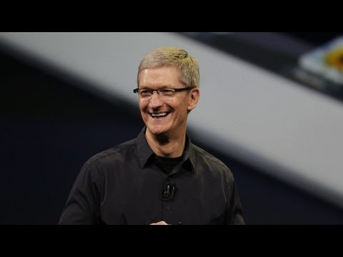 Tim Cook to Appear at D10 Conference