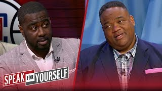 Clippers are going to win the Battle in LA - Jason Whitlock | NBA | SPEAK FOR YOURSELF