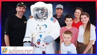 LEGO Building Challenge - We Learned Something TOP SECRET / That YouTub3 Family I The Adventurers
