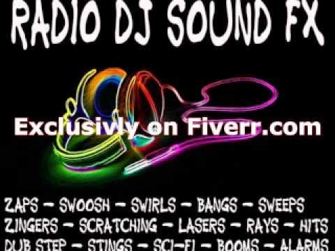 NEW Free Radio dj Sound Effects