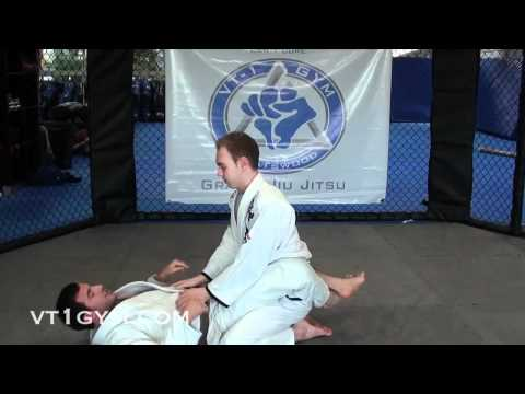 BJJ Sydney - Submission Triggers - Kimura Shoulder Lock from Closed Guard Image 1