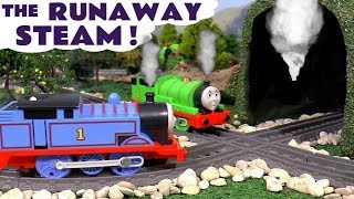 Thomas & Friends Toy Trains Runaway Steam with the funny Funlings - Fun toy story for kids TT4U