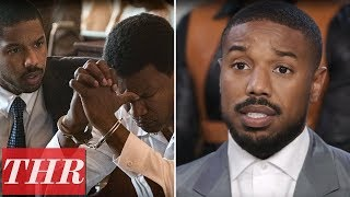'Just Mercy': The Story of Bryan Stevenson & Walter McMillian with Michael B. Jordan & More | TIFF