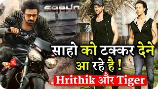 Hrithik Roshan and Tiger Shroff's Action Film Hrithik Vs Tiger will beat Saaho