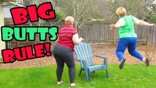 Big Butts Rule: Music Video Fail