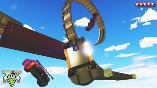 GTA 5 EXTREME LOOPS!! | Best GTA Loops & Race Playlist w/ The Stream Team PS4 (GTA 5 Funny Moments)
