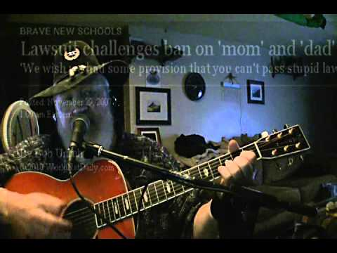 Mr Lincoln - Hank Williams Jr. - Cover by Jeff Cooper Video