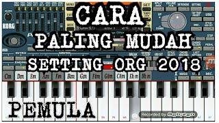 download lagu Cara Mudah Setting Org 2018,untuk Pemula gratis