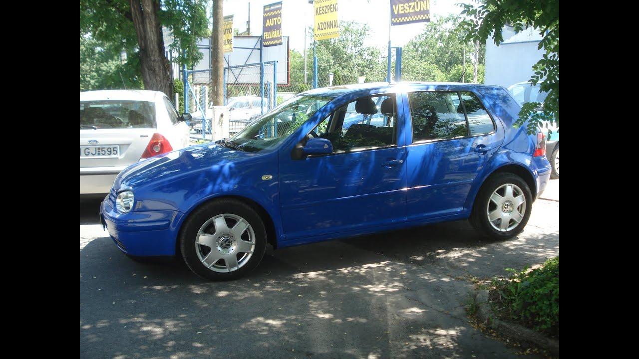 Volkswagen Golf IV 1 9 TDi - YouTube