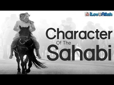 Character Of The Sahabi ᴴᴰ | Shaykh Zahir Mahmood video