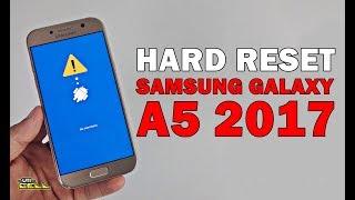 Hard Reset no Samsung Galaxy A5 2017 SM-A520F