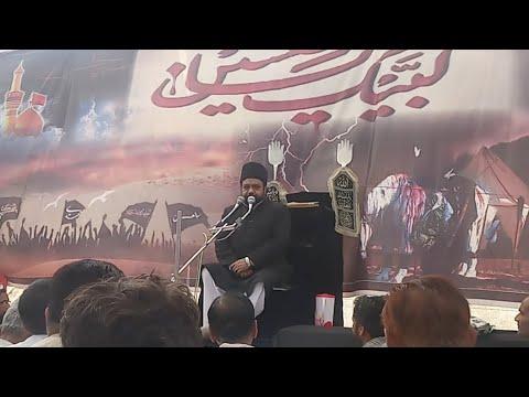 """Molana """"Ghazanfar Tusi"""" Sahab 3rd Majlis 3rd Day Salana Majlis 2019 Chhjupura Sadat Bijnor UP"""