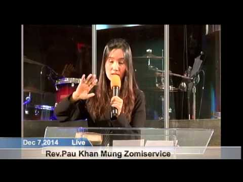 [FGATulsa]#1105#Dec 7,2014 English Service (Pastor Vante)