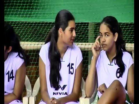 ALL INDIA BASKAT BALL COMPETITION PRIYANKA GANDHI DAUGHTER PARTICIPATE