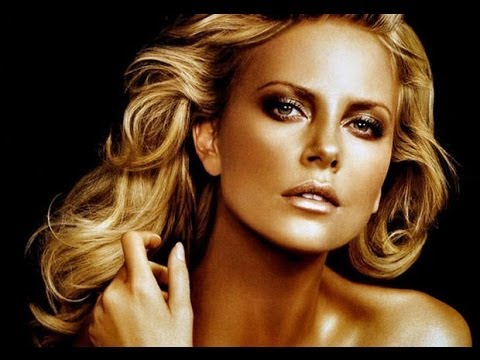Charlize Theron Dior J'adore inspired Makeup