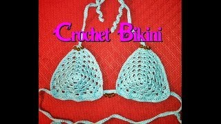Crochet Bikini Pattern - How To Crochet A Bikini