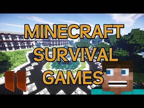 Minecraft SurvivalGames #11 - ''Majorca Trip!''