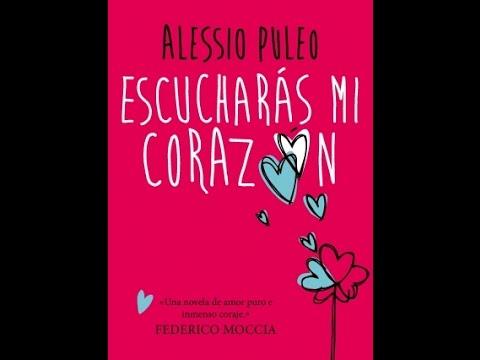 ESCUCHARÁS MI CORAZON | Alessio Puleo | Reseña dibujada