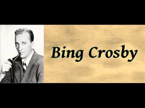 Who Calls? - Bing Crosby