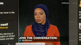 Caitlin Vieira on Al Jazeera News