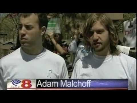 SUNY Fredonia Marriage Equality Rally News Clip