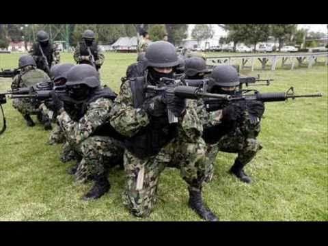 Ejercito Mexicano vs. Ejercito Argentino