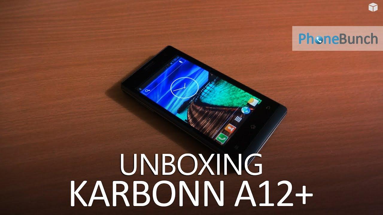Karbonn A12
