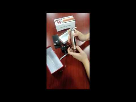 Review of Black Widow dry herb vaporizer