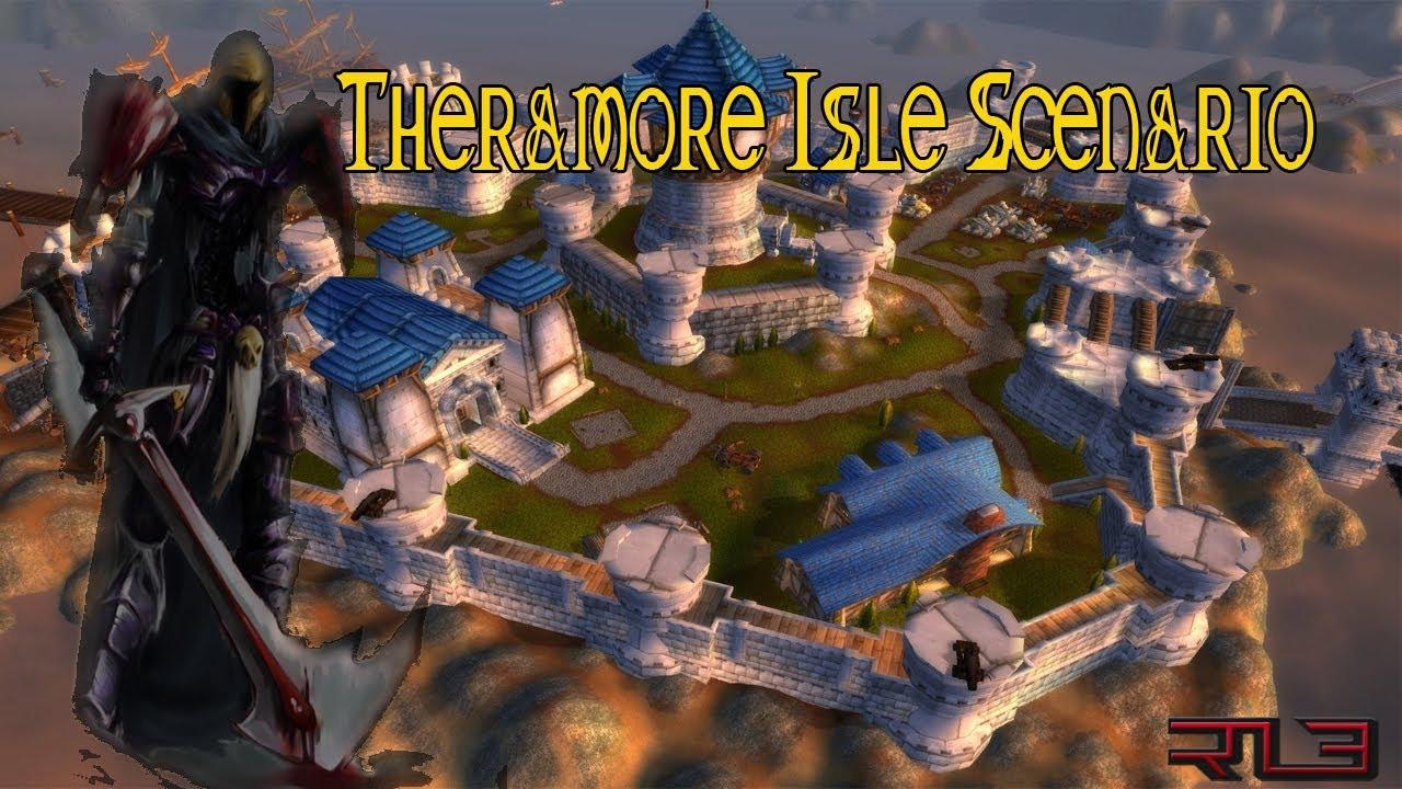 Theramore Isle Theramore Isle Scenario