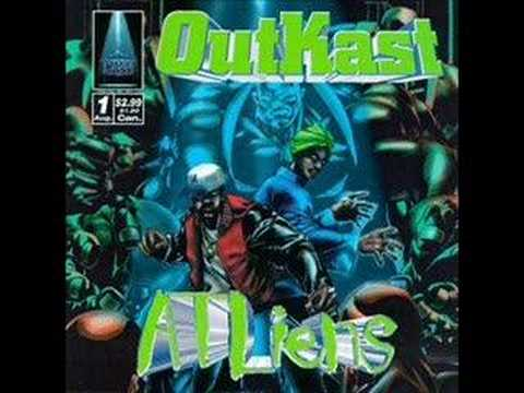 Outkast - Atliens video