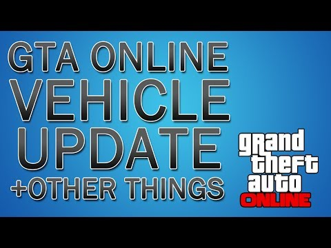 Modded Vehicle Update/Modded Money Lobby/Other Modding in GTA Online Update