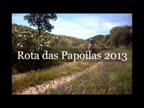 """Passeio BTT """"Rota das Papoilas"""" - Santana da Serra 2013"""