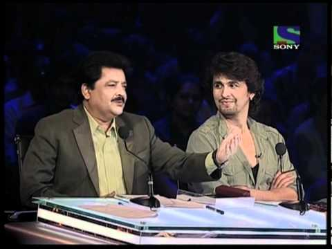 X Factor India - Shreya Ghoshal & Udit Narayan Perform Bairi Piya- X Factor India - Episode 26 - 12th Aug 2011 video
