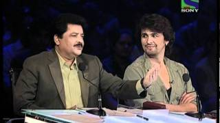 X Factor India - Shreya Ghoshal & Udit Narayan perform Bairi Piya- X Factor India - Episode 26 - 12th Aug 2011