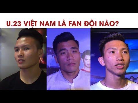 Quang Hải, Tiến Dụng, Văn Hậu cổ vũ đội nào ở World Cup 2018? | báo thanh niên