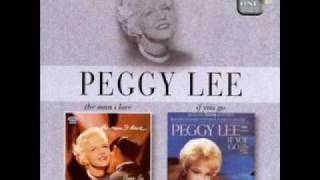 Watch Peggy Lee As Time Goes By video
