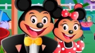 Baby Hazel - Disneyland Episode - dora games 2013