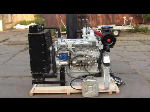 Судовой двигатель ваз 2108