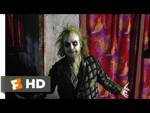 The Ghost With The Most - Beetlejuice (7/9) Movie CLIP (1988) HD
