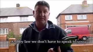 Say Nothing To TV Licensing