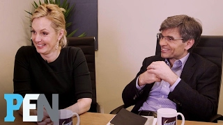 How George Stephanopoulos & Ali Wentworth Balance Their Marriage Duties | PEN | Entertainment Weekly