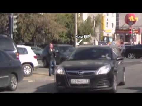 Trafico - Personas que se tiran en el capó de los coches
