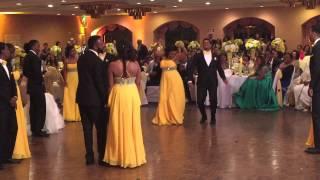 Ethiopian Wedding dance~8.1.15 LA