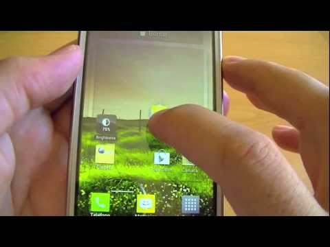 LG Optimus L7 análisis: Vistazo General y Sistema Operativo