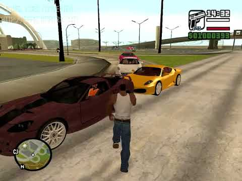 GTA San Andreas Best Car Mods